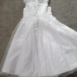 Other - Communion/Flower Girl White formal Dress size 10
